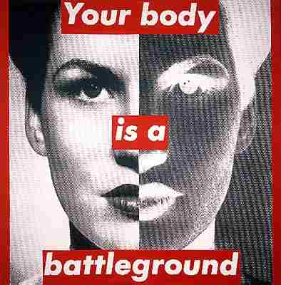 Your body is a battleground